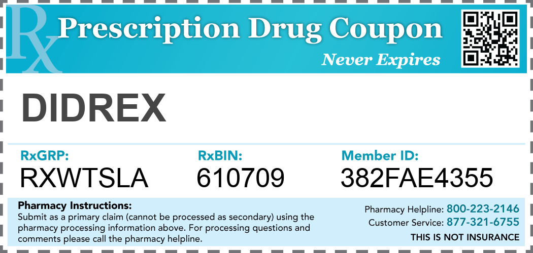 didrex Prescription Drug Coupon