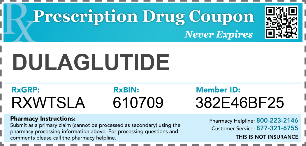 dulaglutide Prescription Drug Coupon