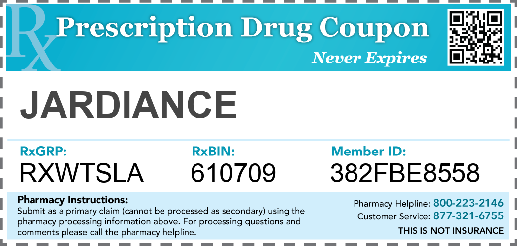 jardiance Prescription Drug Coupon